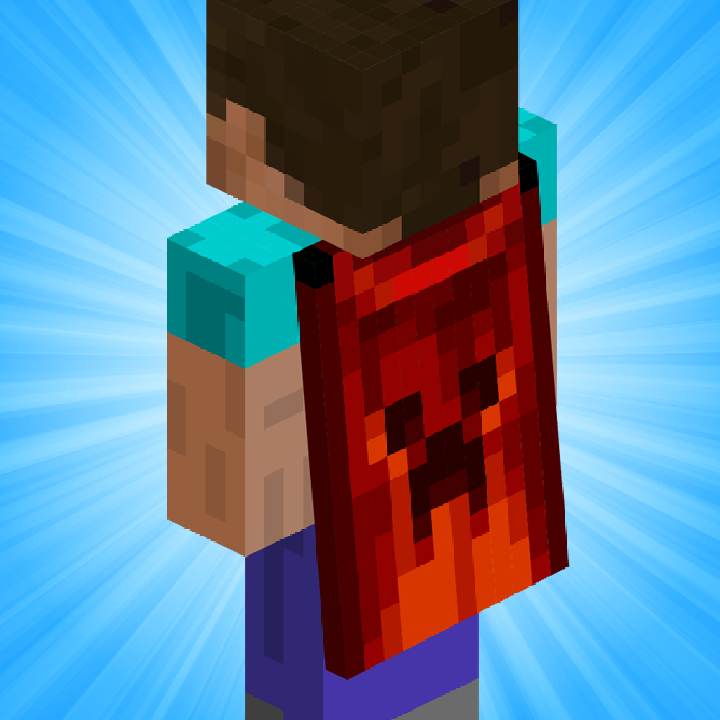 download minecraft skins with capes